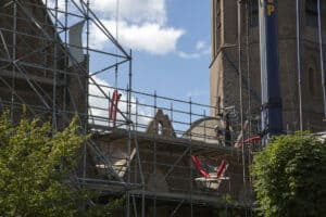 Herstel St. Urbanuskerk Bovenkerk - zuigerwerkzaamheden