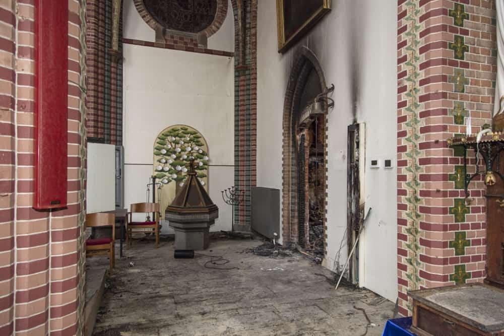 Herstel St. Urbanuskerk Bovenkerk